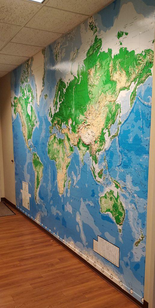 Hallway map1